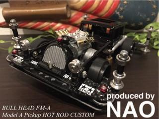 HOT ROD Model A Pickup FM-A